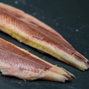 Chiemsee-Renke Filet geräuchert ohne Haut