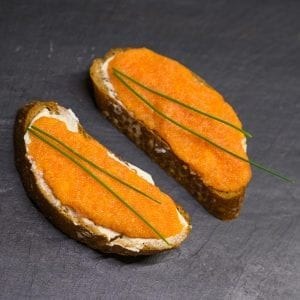 Renkenkaviar: lecker auf's Brot